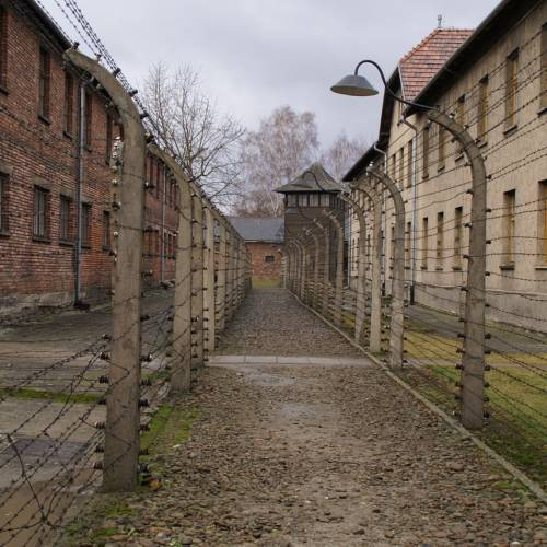 Muslim Clerics Visit Auschwitz Camp Days Before Holocaust Memorial Day