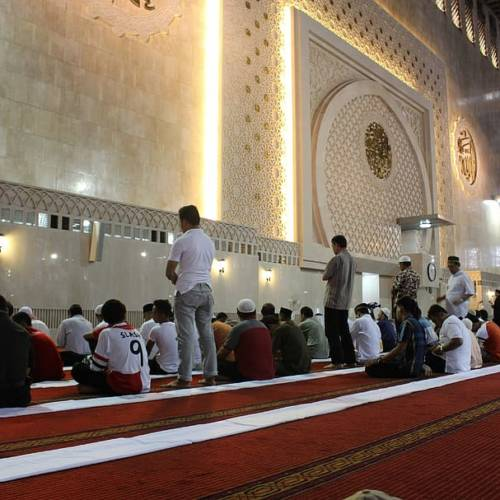 Religious Congregations to be Suspended Amid Government Warnings Against Large Gatherings