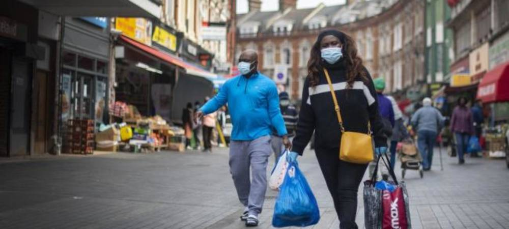 Majority Ethnic Minorities in the UK and US Vulnerable To Economic Downturn From Corona Crisis