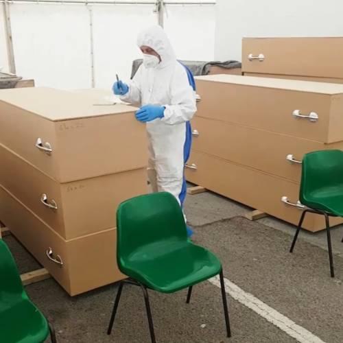 Makeshift Morgue Built in Birmingham Mosque Shows the Impacts of Coronavirus on Minorities