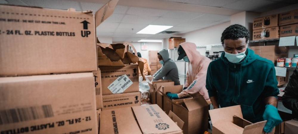 The Khidma Initiative in Minnesota Helps Muslim Families During the Coronavirus