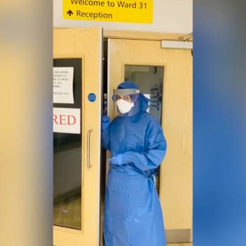 Fake News About Coronavirus Results in Harassment of NHS Staff