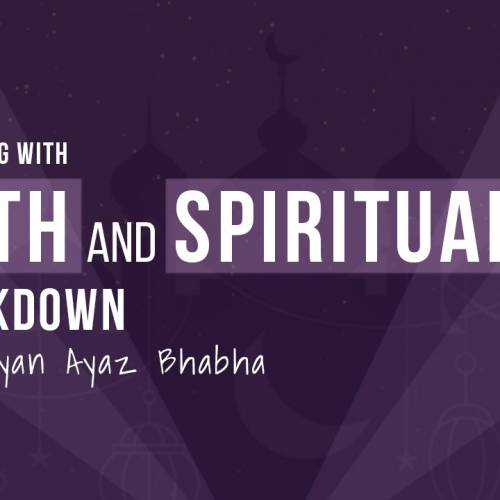 Faith and Spirituality in Lockdown | LIVE