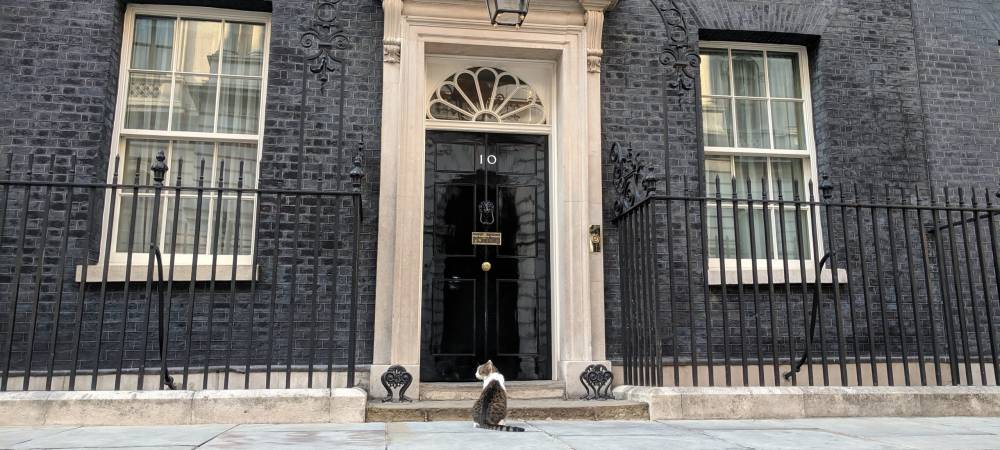 Downing Street Fails To Share An Eid Message