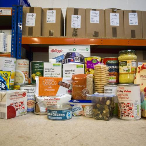 British Muslims Sent Pork Products in Coronavirus Care Packages