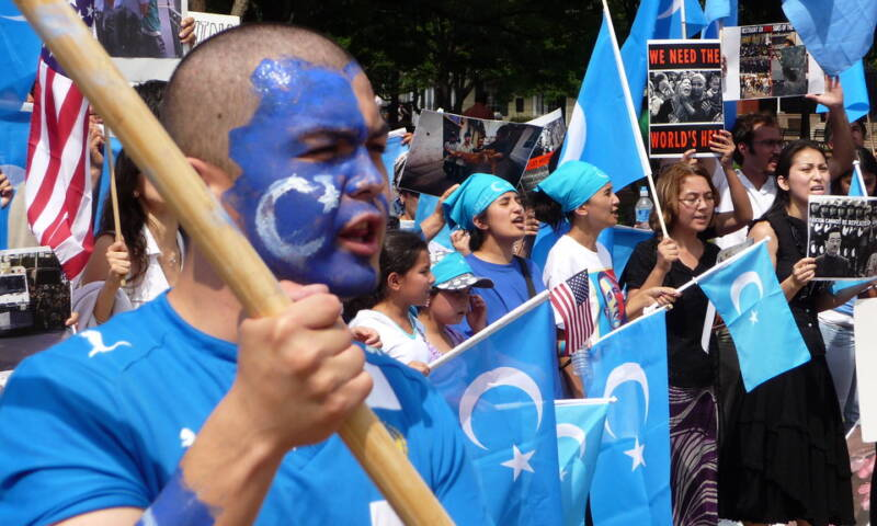 China Accused of Using Birth Control to Suppress Uighur Population