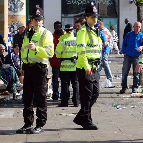 First Report On Police Powers Used Against Manchester BAME Communities Due by The End of Summer