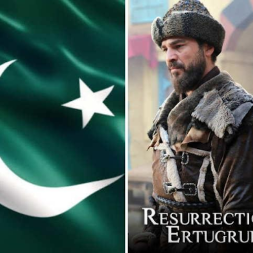 "Turkey's TV drama ""Dirilis Ertugrul"" takes over Pakistan"