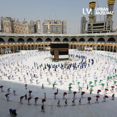 As the First Socially-Distant Hajj Continues, British Muslims Look To 2021