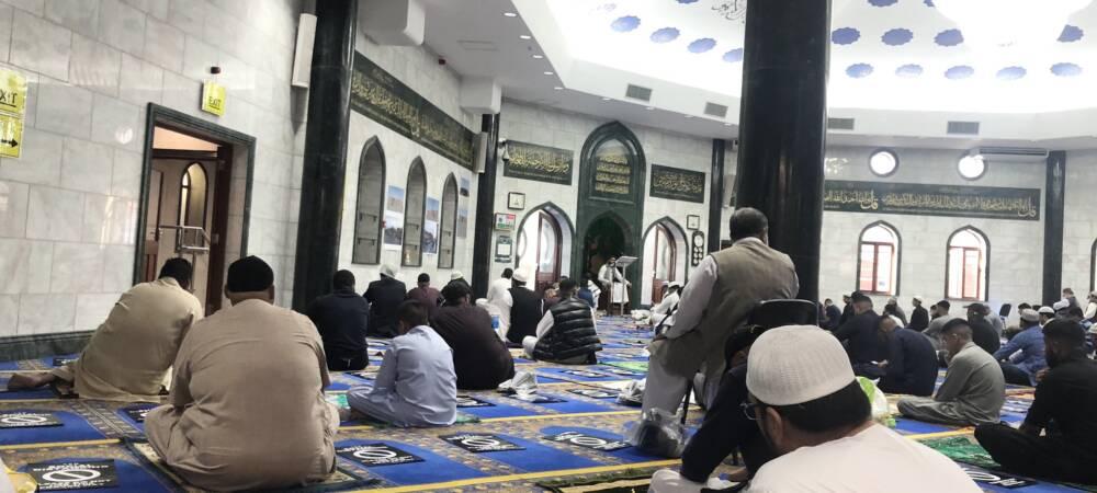 Muslims Around the World Celebrate an Unusual Eid