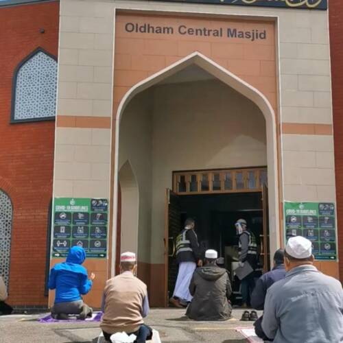 UK Mosques Led The Way With First Friday Prayers Since Lockdown