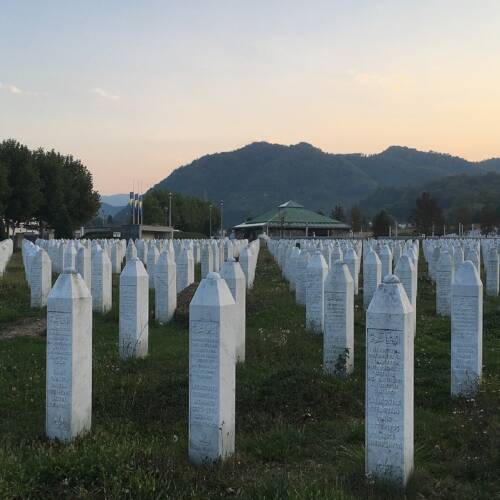 "After Srebrenica: The Rohingyas, The Uighurs and Others. ""Never Again"" rings hollow"
