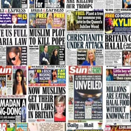 Another Report Finds Anti-Muslim Bias in British News Media