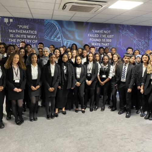 Minority Students of Brampton Manor School Secure Top Spots for Oxbridge Universities