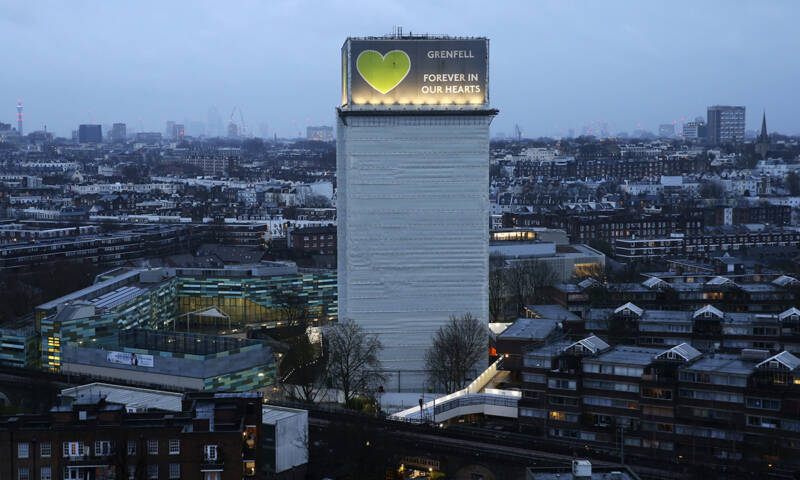 Tory Vote Against Fire Safety Bill Is an Insult to Grenfell Survivors