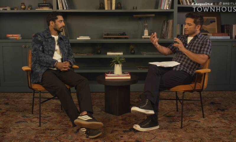 Actor Riz Ahmed Speaks About Lockdown, Britishness and Typecasting