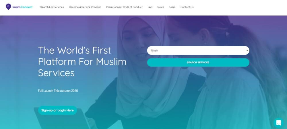 ImamConnect: Putting Islamic Services at Your Fingertips