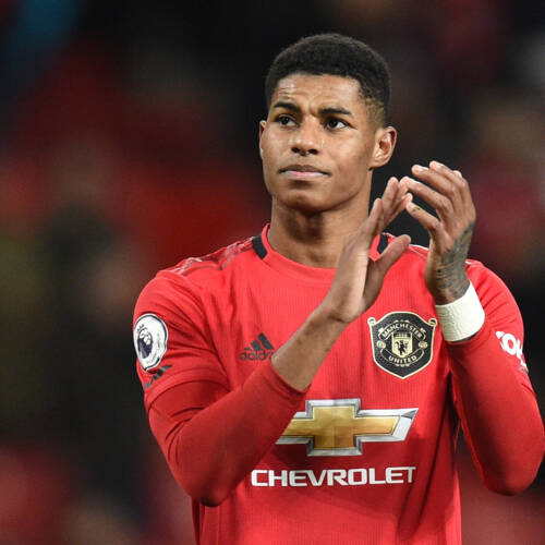 Rashford Calls for Extension of Free School Meals Scheme
