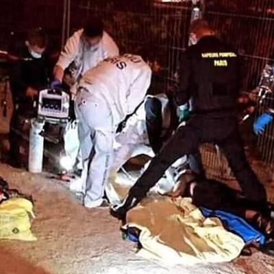 Two Muslim Women Stabbed in Racist Attack in Paris