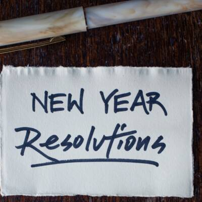 New Year's Resolutions: 8 Tips on How to Stick to Your New Goals