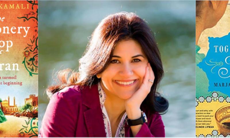 Novel Writing Advice with Author Marjan Kamali
